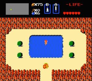 The Legend of Zelda Cross Shield