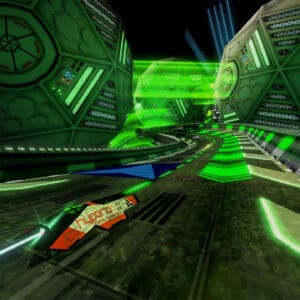 games like wipeout and f-zero