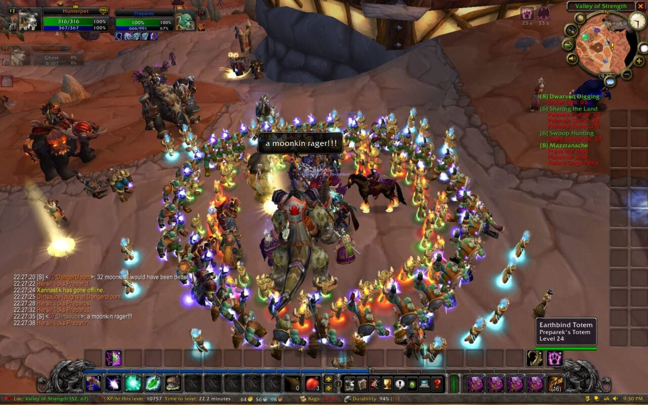 hunterpet-multiboxing-world-of-warcraft
